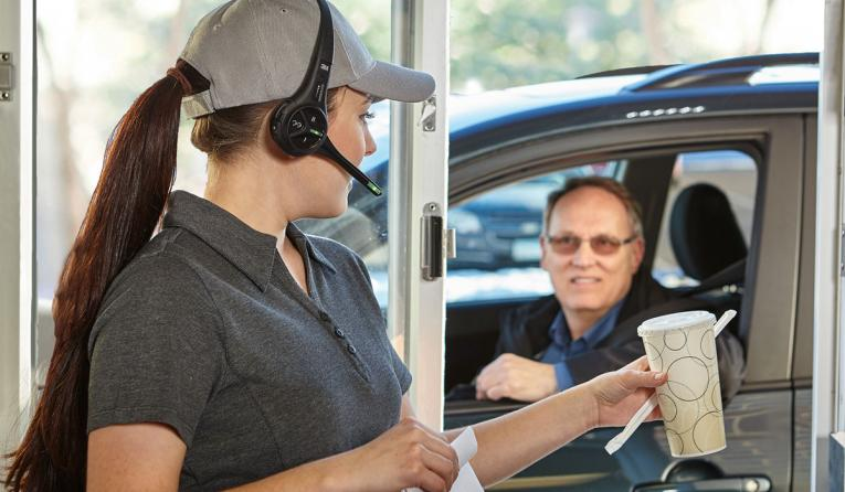 Responding To Covid 19 Fast Food Focuses On Drive Thru