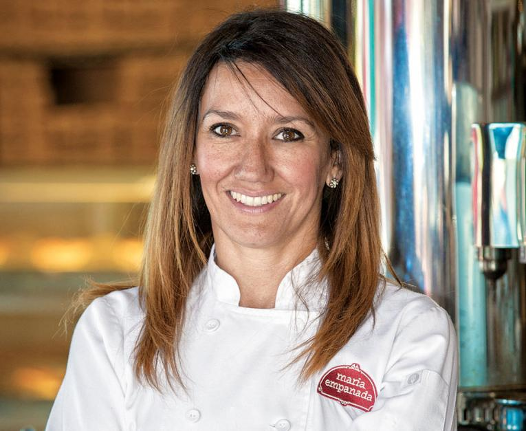 For Lorena Cantarovici, Series A funding was the best route to scale her concept, Maria Empanada.
