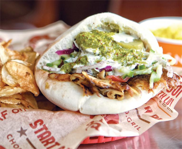 Chicago Fast Casual Restaurant Chain Offers Authentic Middle