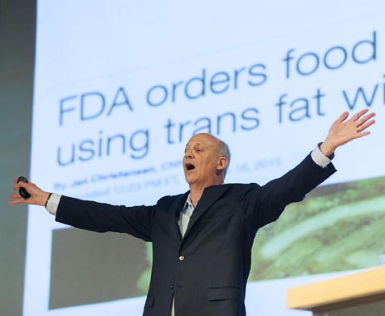 Panera CEO Ron Shaich is stepping down.