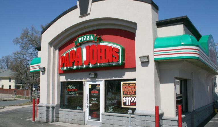 Papa John's.