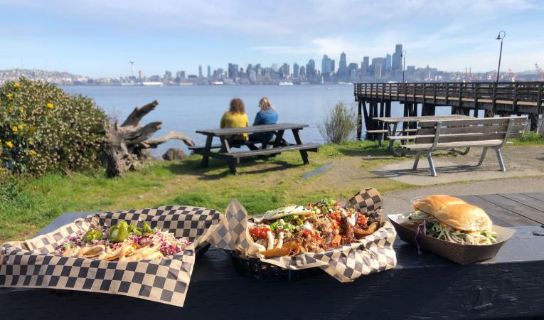 Marination is a Hawaiian fast casual restaurant concept based in Seattle.