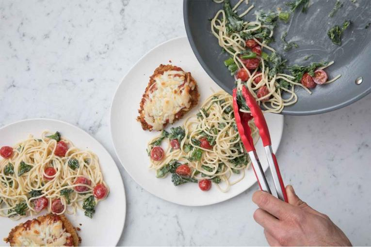 Chick-fil-A meal kits.