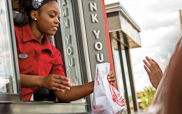 Wendy's is expanding delivery across the country.