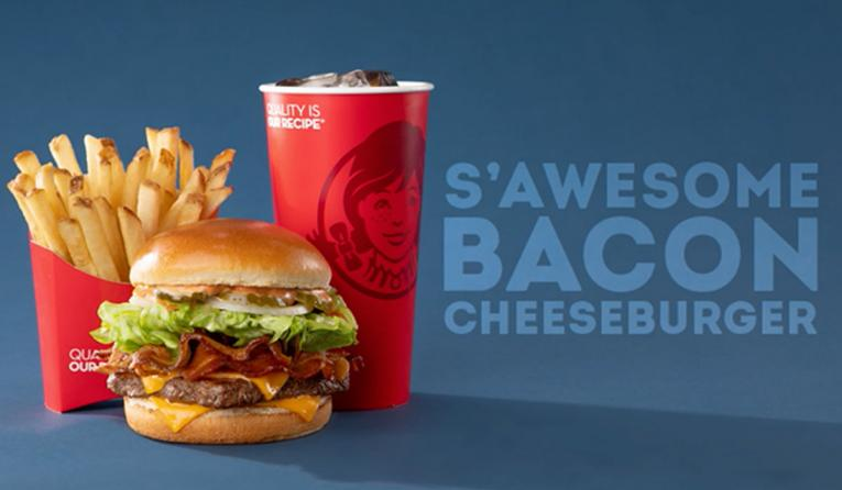 Wendy's Made to Crave Lineup.