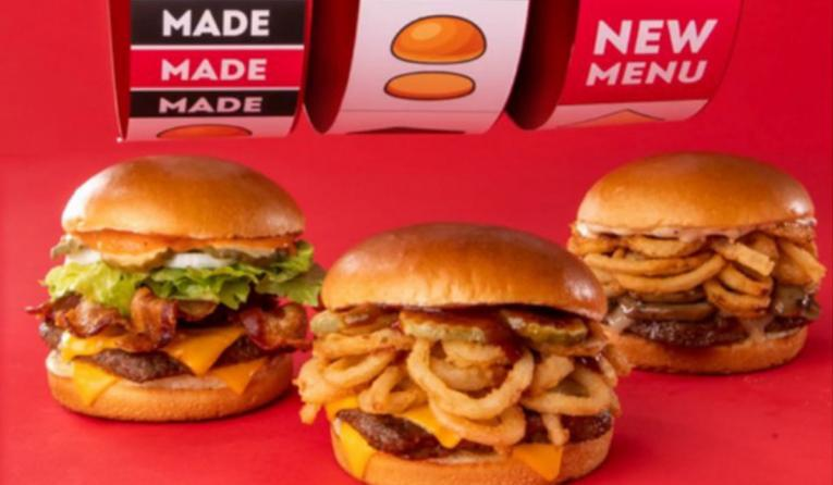 Wendy's Beefs Up Menu with Three New Burgers | QSR magazine