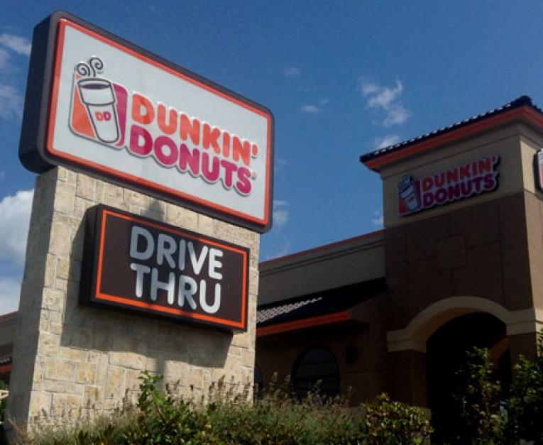 Convenience Is The Future For Dunkin Donuts Restaurant