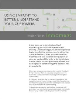 Using Empathy to Better Understand Your Customers