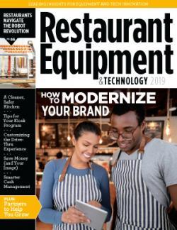 Restaurant Equipment & Technology - 2019 Cover Image