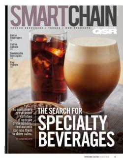 The Search for Specialty Beverages Cover Image