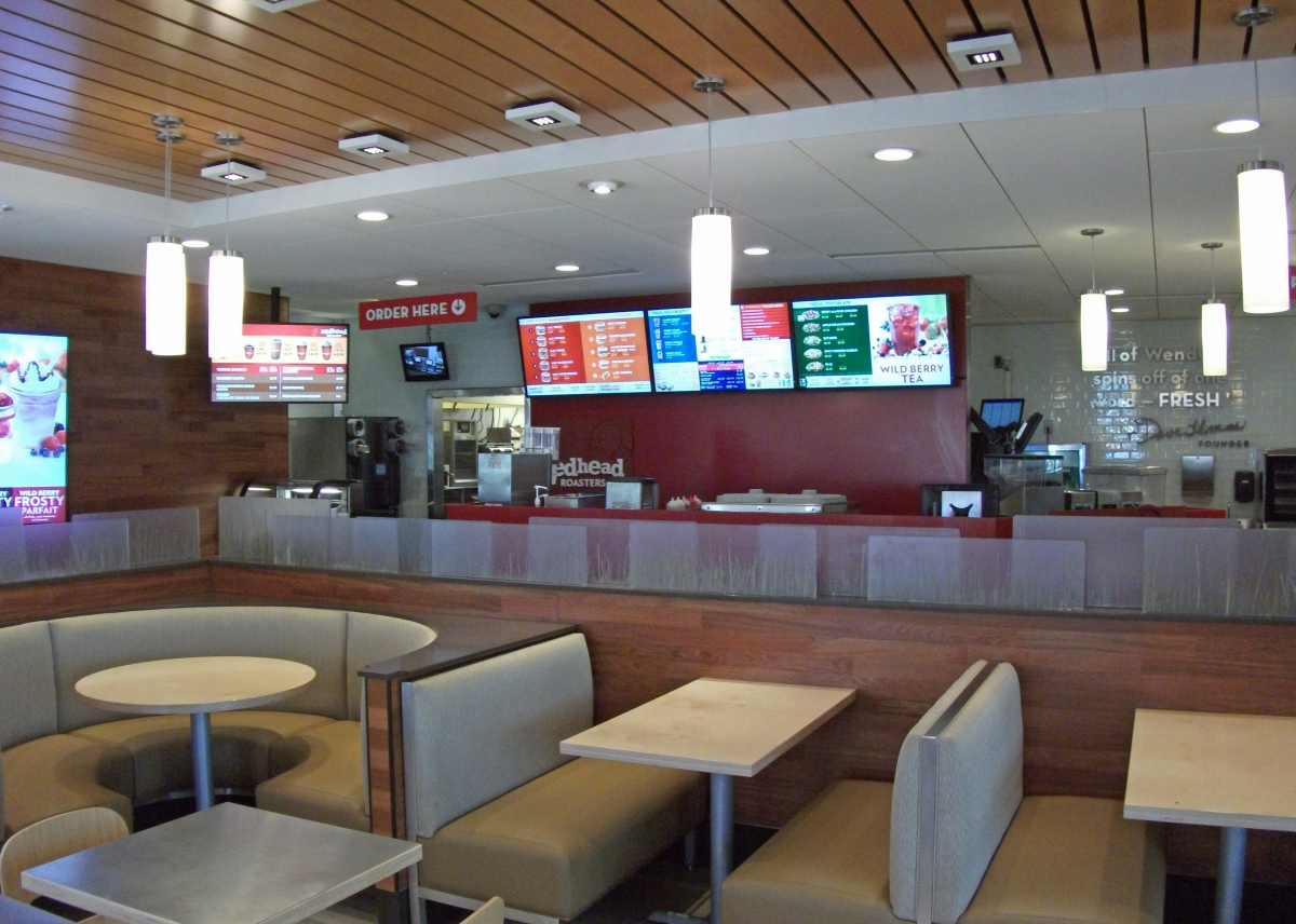 Wendys Tests Four New Stores Restaurant News QSR Magazine