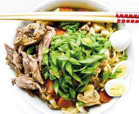 Quick service restaurant trends to change industry in 2015 include Asian cuisine flavors.
