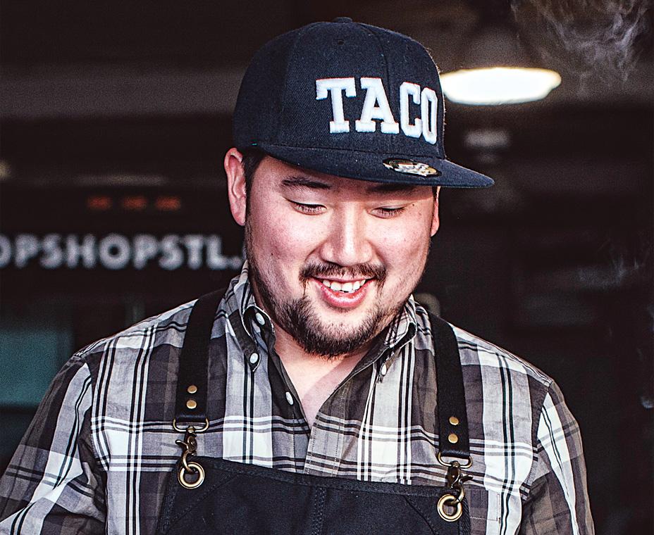 David Choi, Founder, Seoul Taco