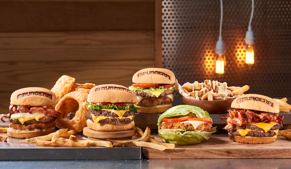 Burgerfi free burger