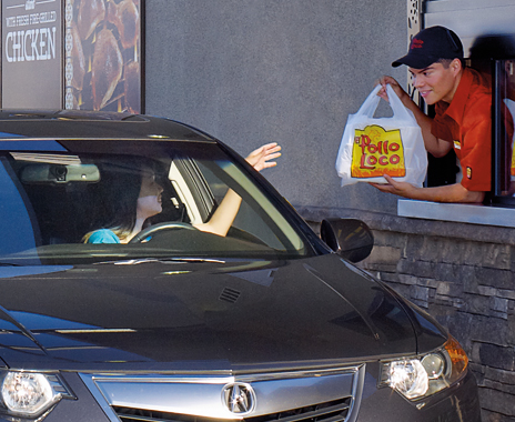 Quick service restaurant brands enhance drive thru systems to improve operation.