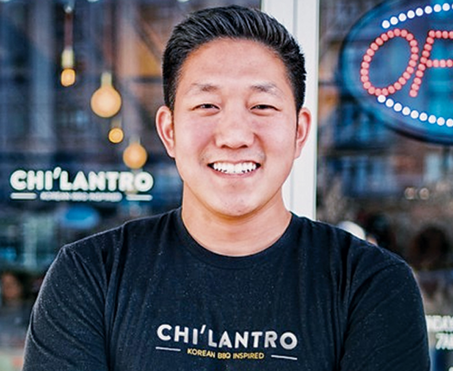 Jae Kim, Founder & CEO, Chi'Lantro BBQ