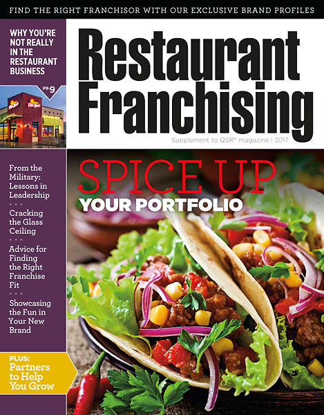 franchise opportunities for quick