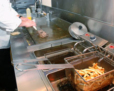 Burger Restaurant Kitchen Layout retrofitting an old kitchen could deliver big savings when opening
