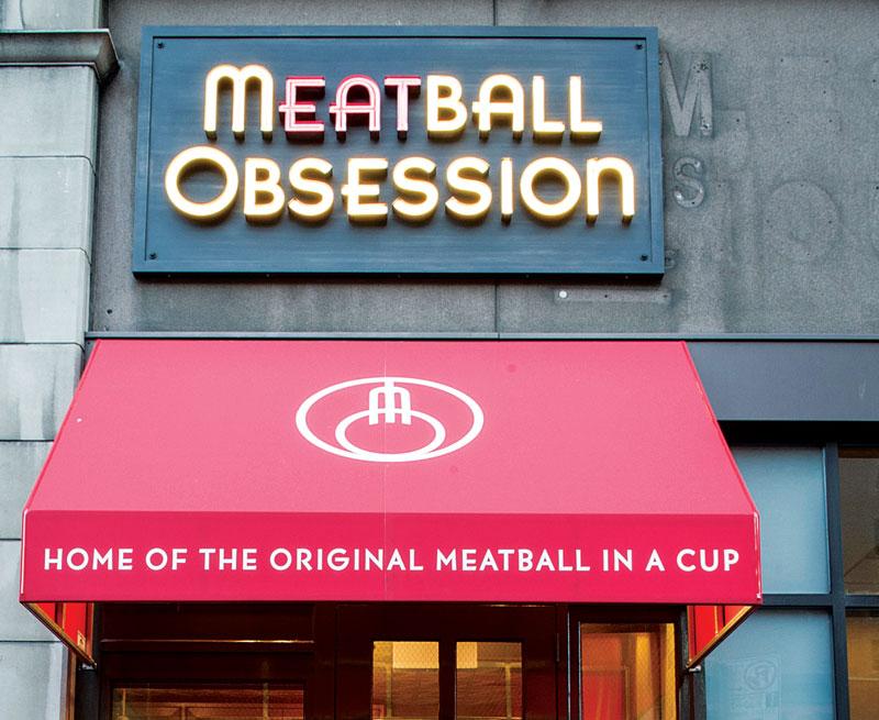 Meatball Obsession - QSR magazine