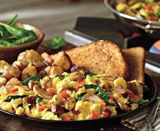 Corner Bakery's new menu items use fresh ingredients to offer premium quality.