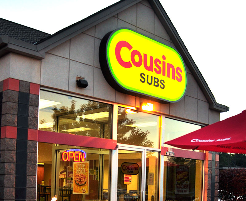 Cousins Subs is launching a new multiunit franchisee program in 2013.