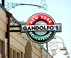 Gandolfo's plans to take its deli items to the street through franchised trucks.