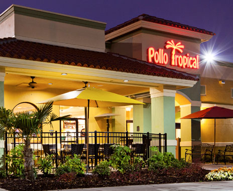 Pollo Tropical parent Fiesta Restaurant Group topped quick serve stock prices.