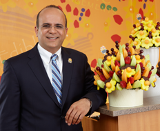 CEO Tariq Farid is helping franchisees streamline management of their units.