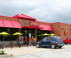 Sheetz evolved its convenience stores with fresh food o