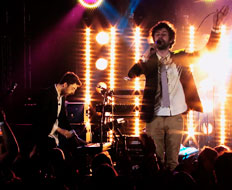 Taco Bell sponsored a film focused on popular rock band Passion Pit.