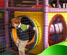 Arizona based mother is campaigning for cleaner fast food play areas.