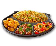 Panda Express's new Paw Plate offers more variety for customers