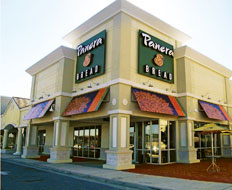 Affluent customers have contributed to the success of chains like Panera Bread.