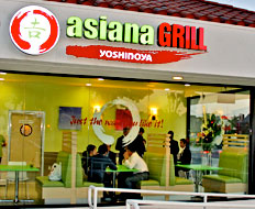 Yoshinoya hopes its Asiana Grill fast-casual concept draws new demographics.