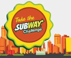 Subway's Global Challenge helps young leaders learn more about the business.