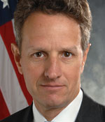 Timothy Geithner sees economic recovery, but quick-service operators aren't so s