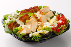 Wendy's four new salads will replace the chain's Garden Sensations lineup.