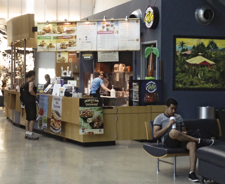 Best fast food options for college campuses
