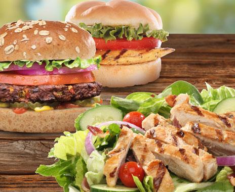 Beau Back Yard Burgers