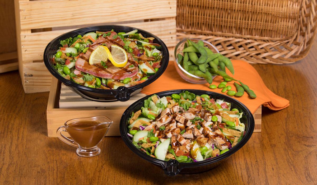The Habit Burger Grill Introduces New Sesame Ginger Salad ...