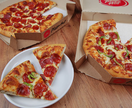 A bigger pizza at Domino's has a lower cost per square inch when you compare a regular-priced large pizza for $ to a regular-priced medium for $ But its long-running special of two medium two-topping pizzas for $ each changes everything.