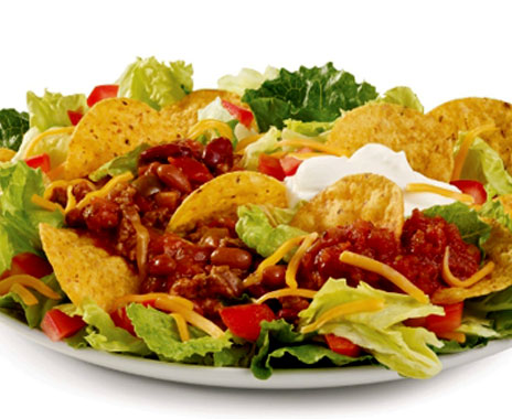 Wendy S Brings Back The Taco Salad Restaurant News Qsr