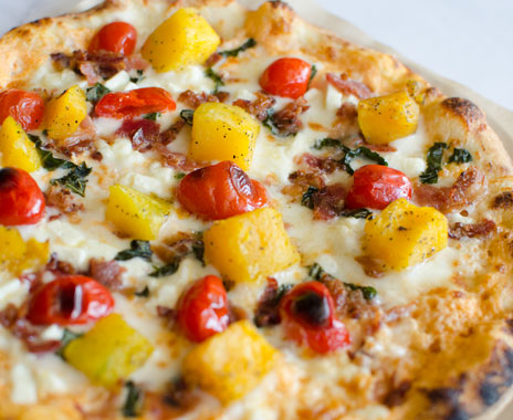 Your Pie Introduces Roasted Butternut Squash Pizza ...