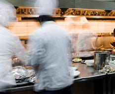 Chefs speak out about what they think will affect quick service in 2011.