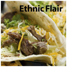 Ethnic Flair