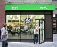 Canada-based Freshii established roots in the U.S. with its fresh food focus.