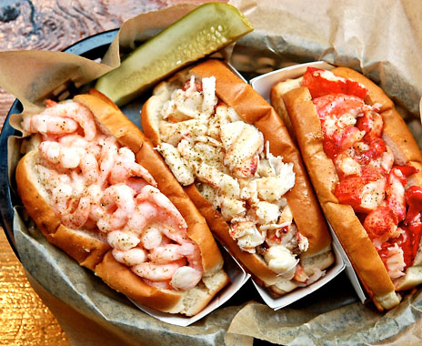 Limited service restaurant chain Luke's Lobster serves premium food at high price point.