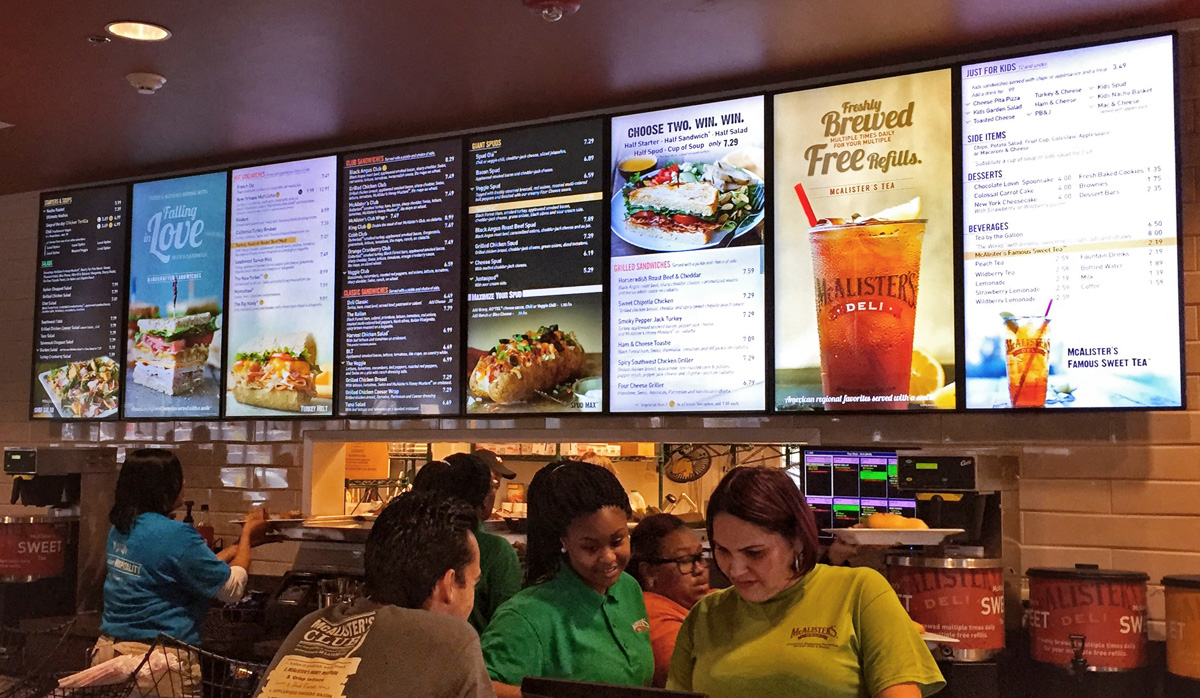 Are Digital Menu Boards The Most Powerful Tool For Driving