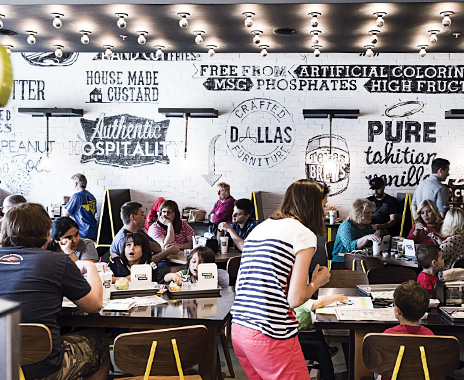 fast casual restaurants update store design to attract millennials qsr magazine
