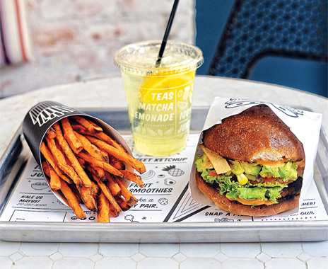 Fast Food Health Trend Matures With New Nutritious Menu Options Qsr Magazine